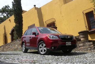Subaru Forester, prueba (parte 2)