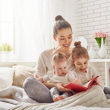 ¿Tus hijos te piden el mismo cuento una y otra vez? Házlo, la repetición es beneficiosa para su aprendizaje
