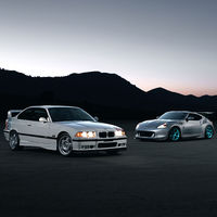 A subasta 19 coches de la colección de Paul Walker con cinco especialísimos BMW M3 E36 Lightweight