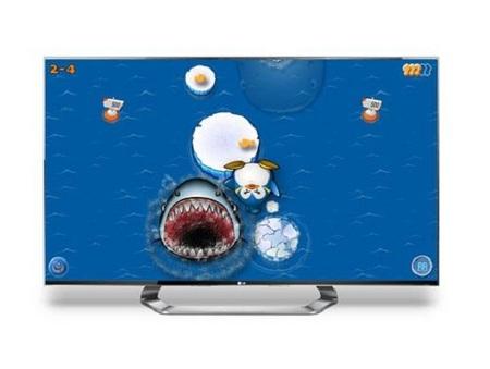 LG nos ofrece disfrutar de los juegos de sus Smart TV en 3D