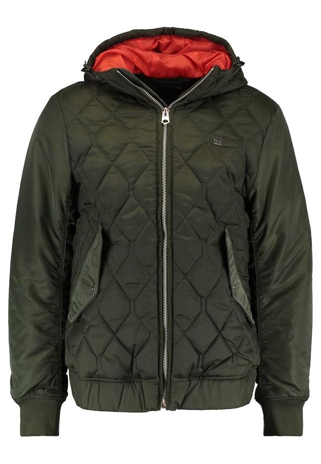 60% de descuento en la chaqueta G-Star Meefic HC HDD Overshirt  L/S en Zalando: ahora cuesta 67,95 euros con envío gratis