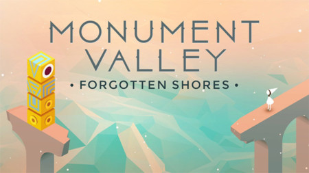 Monument Valley: Forgotten Shores ya disponible en Google Play