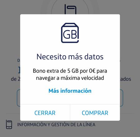 Necesito más datos