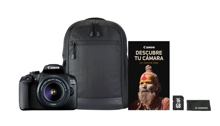 Canon Eos 2000d Kit 4