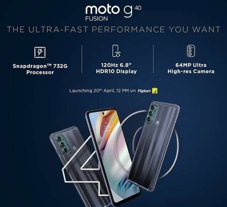 Moto G40 Fusion Caracteristicas Tecnicas Diseno