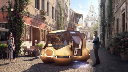 Este coche autónomo quiere solucionar un problema que muchos han pasado por alto: tener dónde aparcar
