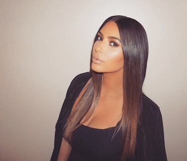 Paren las rotativas que Kim Kardashian dice adiós al contouring