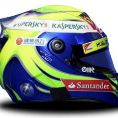 Foto 5 de 23 de la galería cascos-de-la-parrilla-de-formula-1-2013 en Motorpasión F1