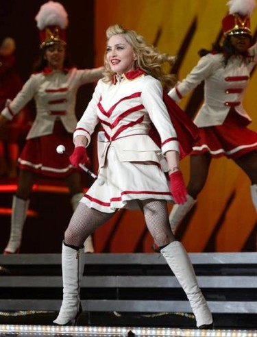 Madonna echa cuentas tras su gira: 305 millones de dólares para la buchaca