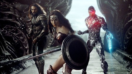 Justice League Posturas