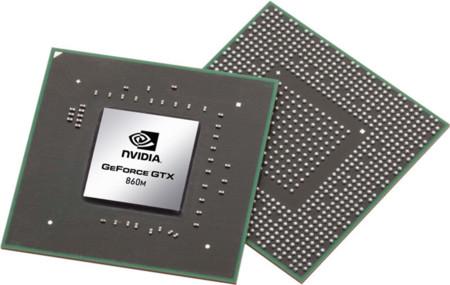 NVidia GTX 860M