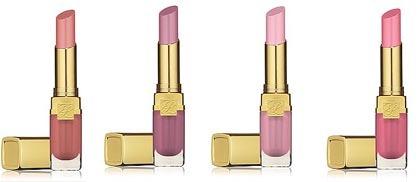 Hasta doce colores nuevos para los labios de primavera de Estée Lauder