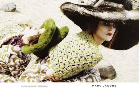 Marc Jacobs nos abriga en su colección otoño invierno 2012/13