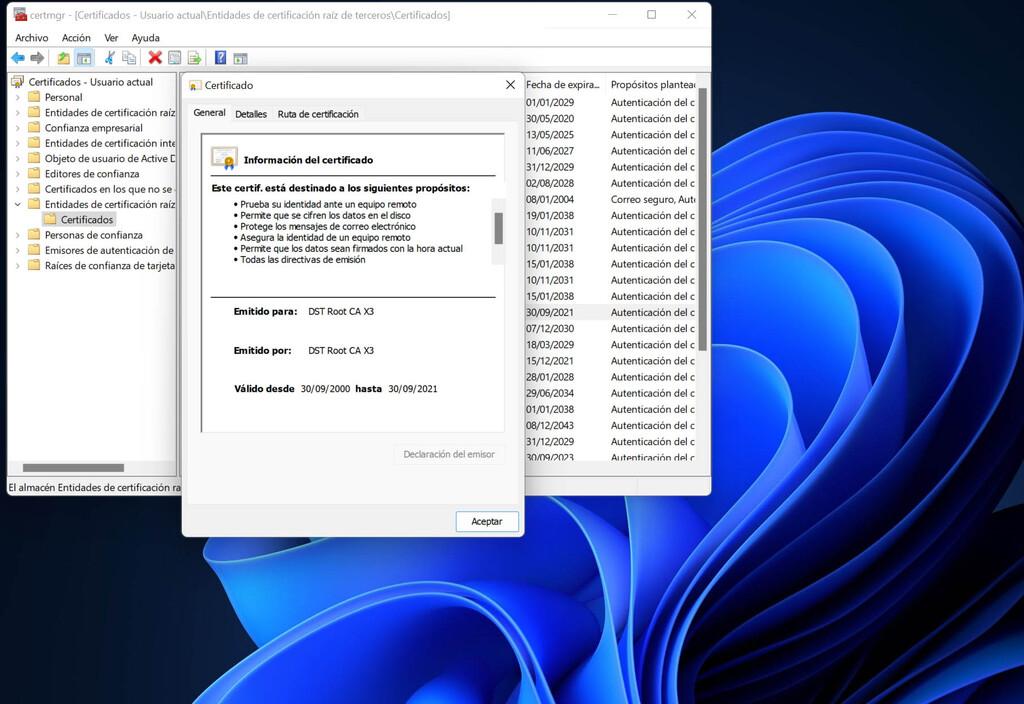 Si usas Windows XP a partir del 30 de septiembre no podrás navegar en la red por culpa de un certificado SSL