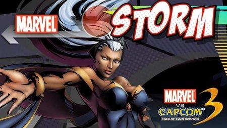 'Marvel vs. Capcom 3': Tormenta y C. Viper también darán caña