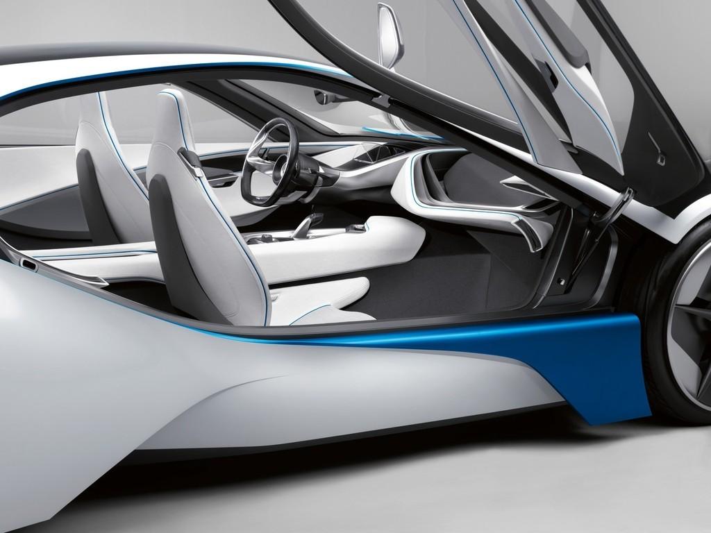 Foto de BMW Vision EfficientDynamics 2009 (58/92)