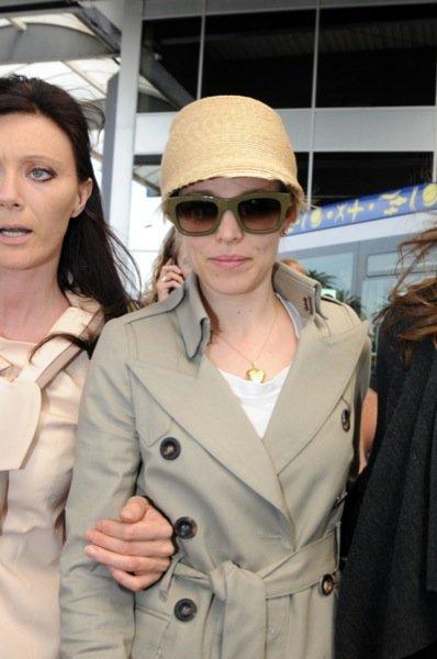 Rachel McAdams look Festival de Cannes 2011