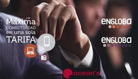 Ocean's lanza Engloba, su oferta convergente para empresas