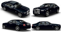 Rolls-Royce Ghost V-Spec