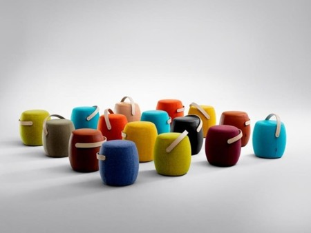 Lo último de Offecct: Taburetes Carry ON