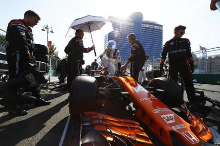 Fernando Alonso niega que las actualizaciones de Honda sirvan para algo