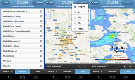 Caliope para Android pantallas 02
