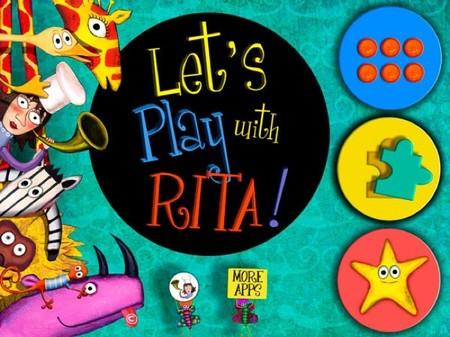 Irene Blasco presenta las aplicaciones para el iPad basadas en Rita la lagartija