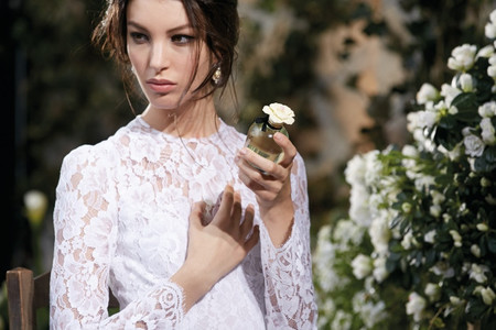 Kate King, la imagen del perfume más Dolce de Dolce&Gabbana