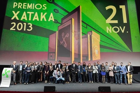 El iPhone 5S, el iPad Air y el MacBook Air triunfan en los Premios Xataka 2013