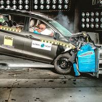El Suzuki Ertiga obtiene tres estrellas en la prueba de choque de Global NCAP