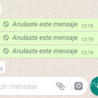 WhatsApp ya deja borrar mensajes: sólo tendremos siete minutos para tomar tan importante decisión