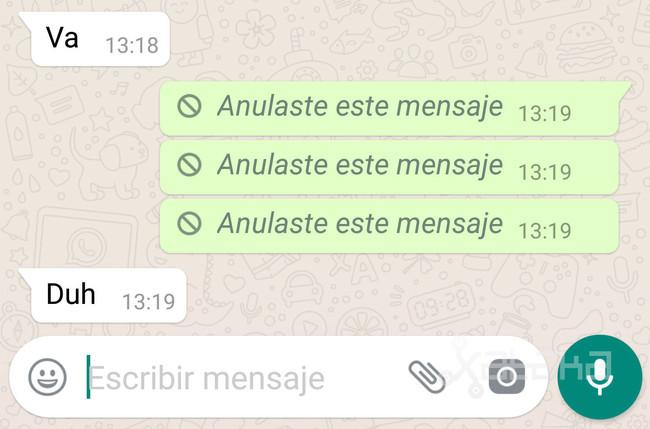 Whatsapp Eliminar Mensajes 2