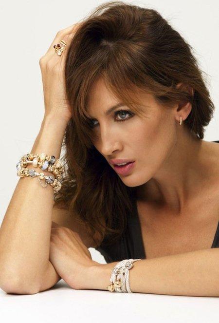 Nieves Álvarez, nueva embajadora de la firma de joyas Pandora