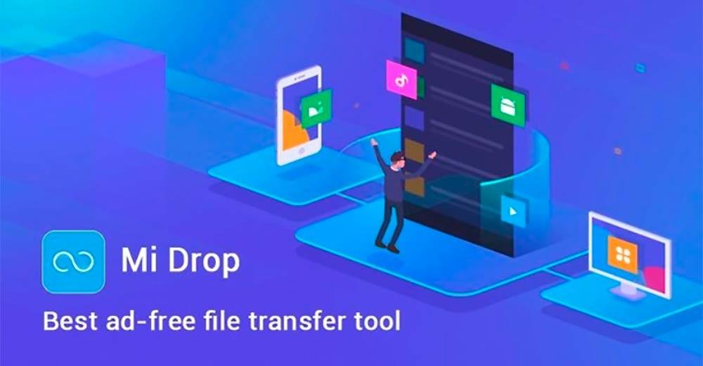 ShareMe, la aplicación de Xiaomi™ con la que compartir todo tipo de archivos(datos) entre Android™ y el ordenador