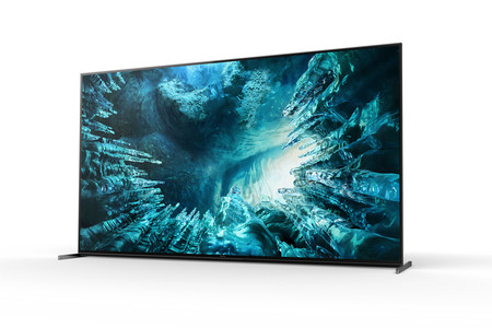 Sony 8k Z8h Smart Tv Mexico 4