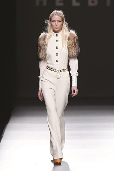 Las seis tendencias de Mercedes Benz Fashion Week Madrid otoño-invierno 2014/2015 que ojalá veamos en las calles