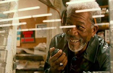 'Dame 10 razones', dame a Morgan Freeman