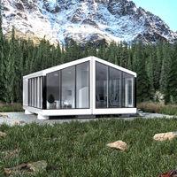 Esta casa impresa en 3D promete ser autosostenible, funciona con energía solar y tiene garantía contra ataques de zombies y aliens