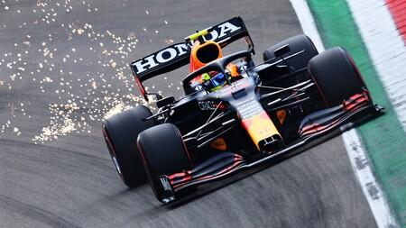 Sergio Perez Emilia Romagna F1 2021