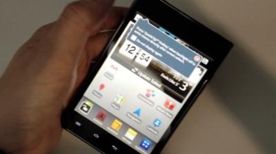 LG Optimus Vu: veamos al gigante 4:3 de LG en primer plano
