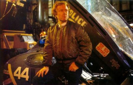 Ridley Scott Blade Runner Pose