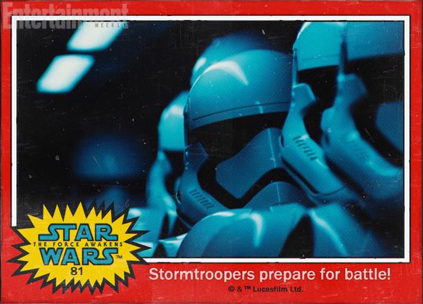Foto de 'Star Wars: El despertar de la fuerza', imágenes oficiales en forma de cromos (6/8)