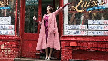 Marvelous Mrs Maisel Publicity H 2017