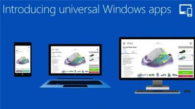 Las aplicaciones universales llegan a Windows: convergencia en smartphones, tablets y PCs/portátiles