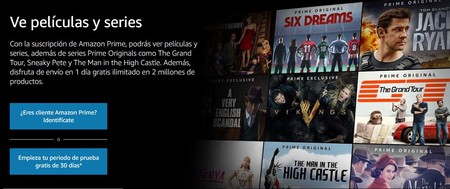 Euskaltel integra Amazon Prime Video en su decodificador