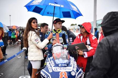 Hector Barbera Moto2 2018