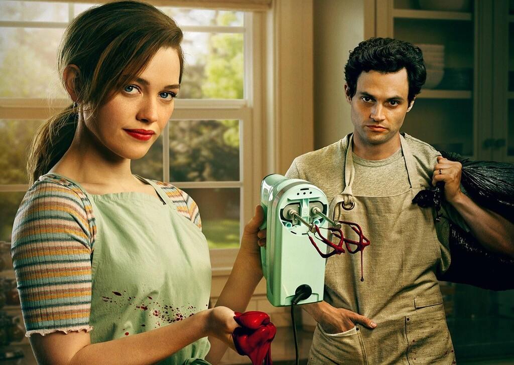 'You' corona su notable temporada 3 con un ardiente final: Penn Bagdley y Victoria Pedretti brillan como el matrimonio más tóxico de Netflix