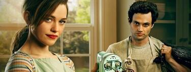 'You' corona su notable temporada 3 con un ardiente final: Penn Badgley y Victoria Pedretti brillan como el matrimonio más tóxico de Netflix