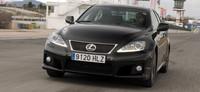 Lexus IS F, prueba (conducción y dinámica)