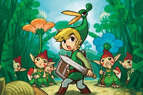 The Legend of Zelda: The Minish Cap: un divertidísimo cuento de hadas en el que Capcom iguala lo mejor de la saga de Nintendo